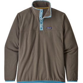 Patagonia Micro D Snap-T Pullover Men Burnie Brown